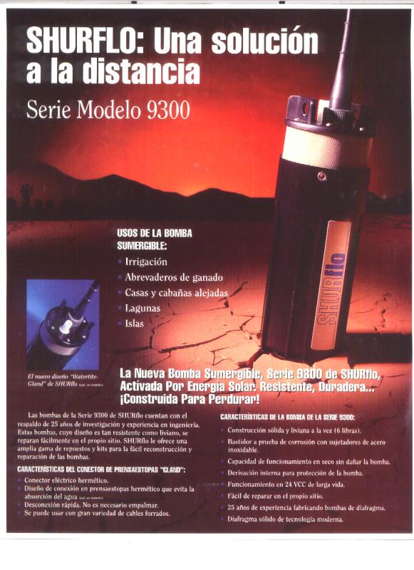Shurflo Solar 1